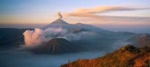 Letak dan Lokasi Gunung Bromo