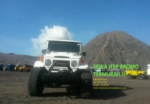 SEWA JEEP BROMO MURAH 2018 Malang Probolinggo Pasuruan