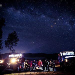 Bromo Milky Way Tour